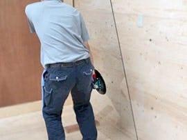 プロ用ガラス吸盤 使用イメージ -1
